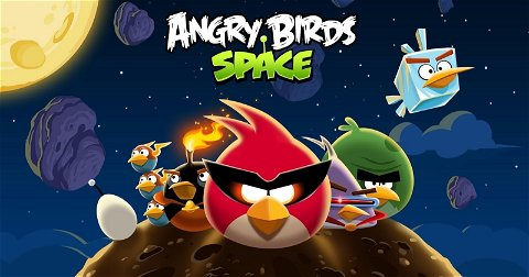 ¡Angry Birds Space ya disponible!