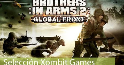 Selección Xombit Games | Jugando a Brothers In Arms 2: Global Front