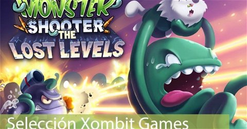 Selección Xombit Games, jugando a Monster Shooter: The Lost Levels