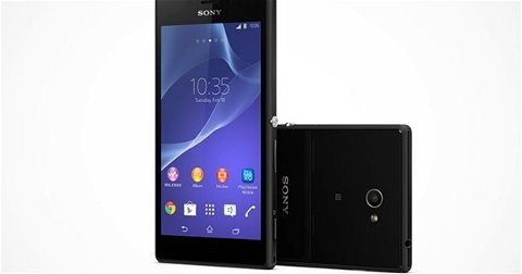 Android 4.4.4 KitKat llega a los Sony Xperia M2