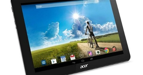 Acer Tab 10 y Acer Iconia One 8, nuevas tablets Android