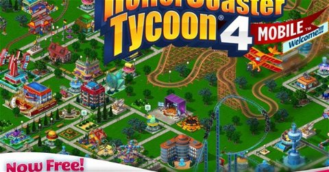 RollerCoaster Tycoon 4 Mobile llega a Android