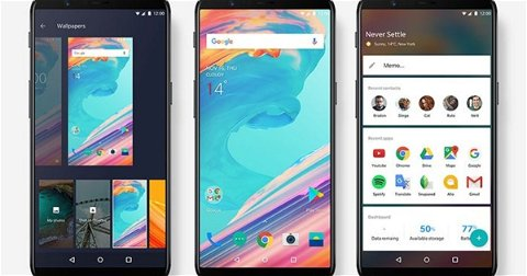 Ya puedes actualizar tu OnePlus 5T a OxygenOS 4.7.4